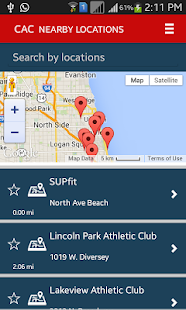 Chicago Athletic Clubs- screenshot thumbnail
