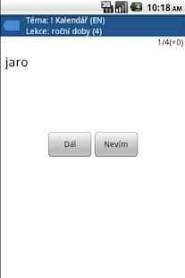 Slovíčka (zdarma)- screenshot thumbnail