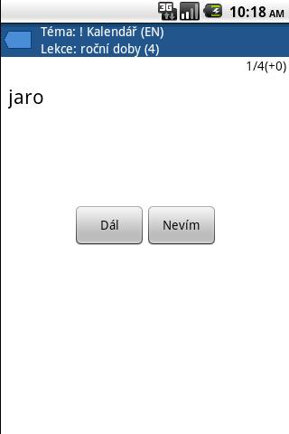 Slovíčka (zdarma)- screenshot