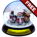3D Christmas Advent Free icon