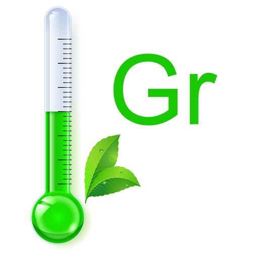 天氣必備App|Gol Градусник LOGO-綠色工廠好玩App