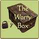 Worry Box---Anxiety Self-Help for iPhone logo