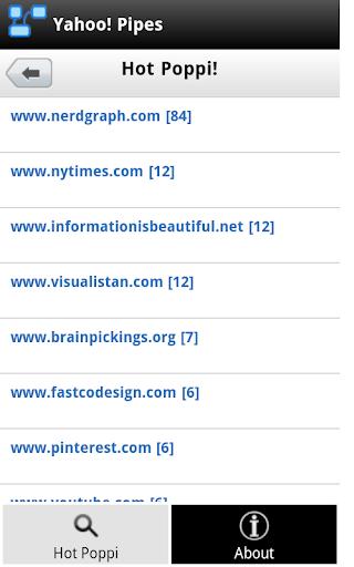 【免費工具App】Hot Poppi Search-APP點子