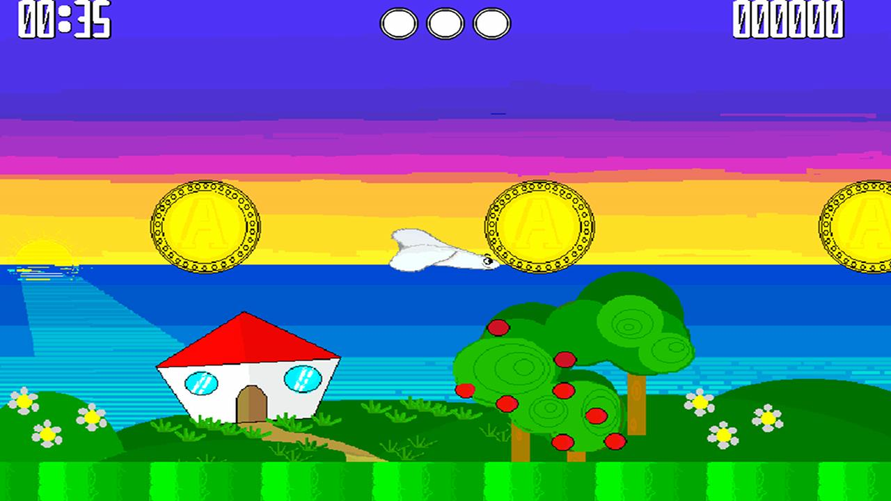 Airplane Game- screenshot