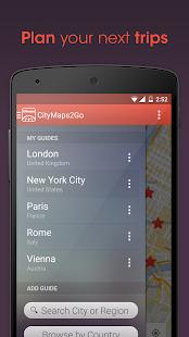 City Maps 2Go Pro Offline Maps - screenshot thumbnail
