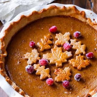 The Great Pumpkin Pie.