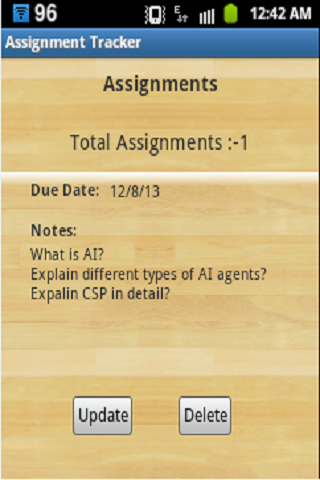 assignment tracker Response to intervention online software automate the intervetnion process, track all student assignments with less than 3 clicks, automate parent contact with automatic reports, letters, and emails saving your staff time while keeping parents informed and students accountable for their assignments.