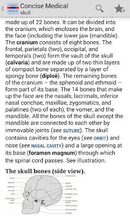 Oxford Medical Dictionary TR 4.3.136 screenshot 75392