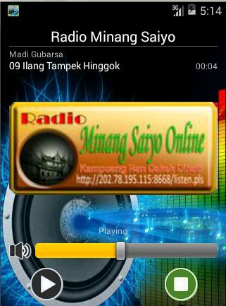 Radio Minang Saiyo