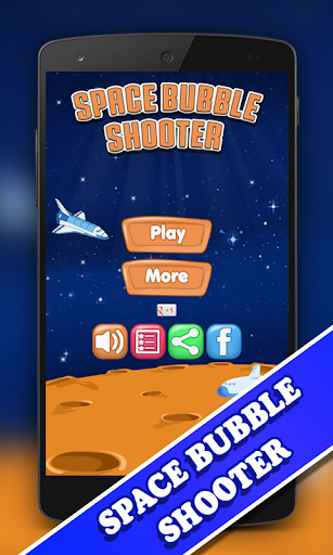 Space Bubble Shooter Free