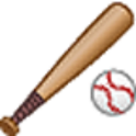Baseball Stats and History icon