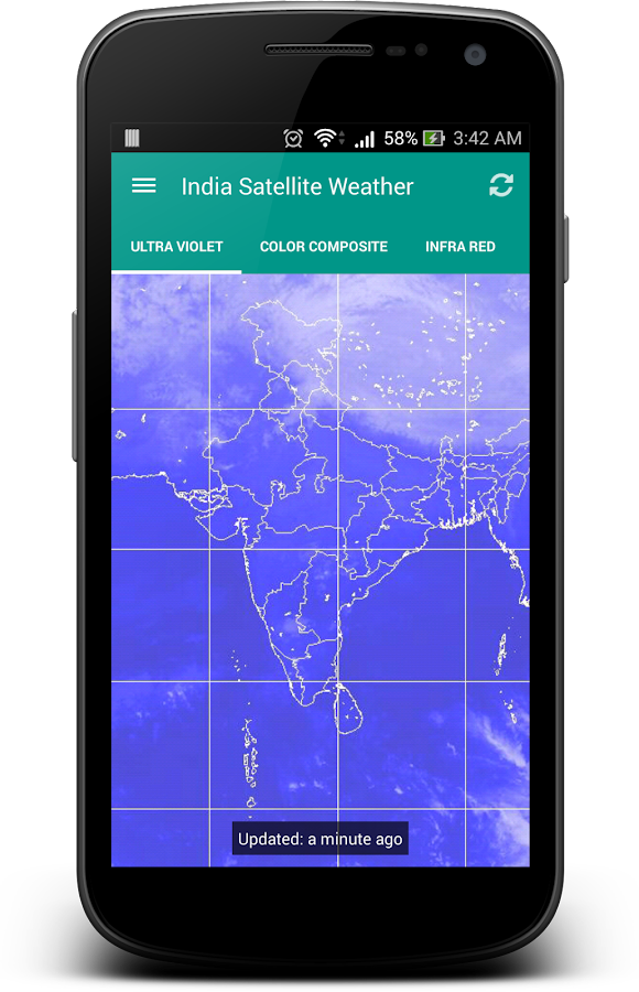 India Satellite Weather Android Apps On Google Play - Us weather satellite map