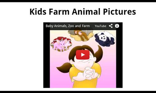 Sleepy Time Kids Farm Animals