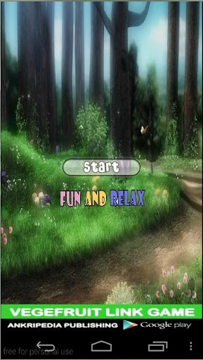 Vegefruit Link Game