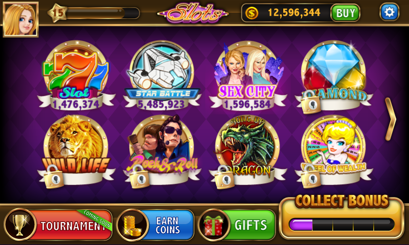 Blazing Slots - screenshot