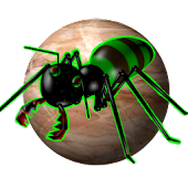 3D Zombie Ant Smash Ball Pro