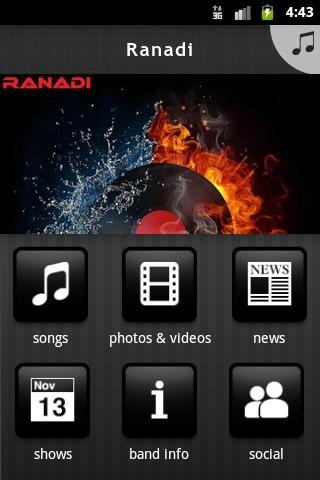 Ranadi- screenshot