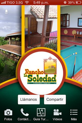Rancho La Soledad