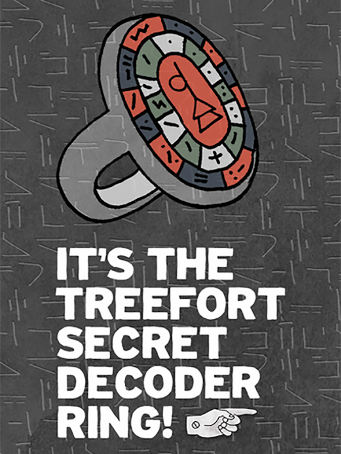 Treefort Decoder - screenshot