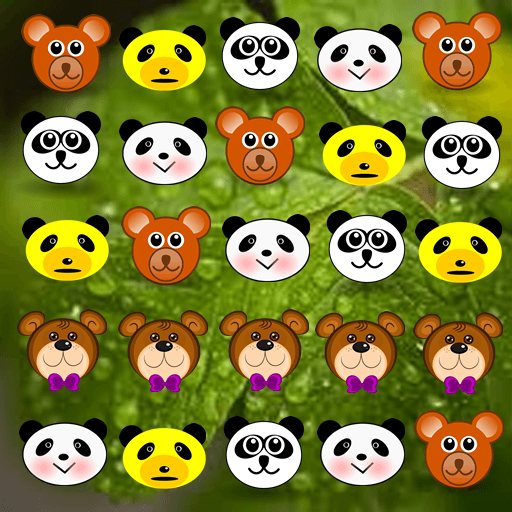 Bear Matching Game Free LOGO-APP點子
