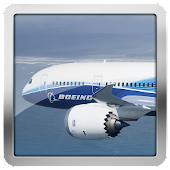 Boeing Dreamliner Airplane LWP