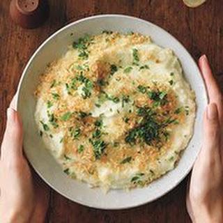 Cauliflower-Leek Puree