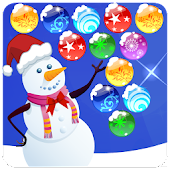 Bubble Shooter: Christmas day