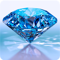 Magic Effect Blue Diamond icon