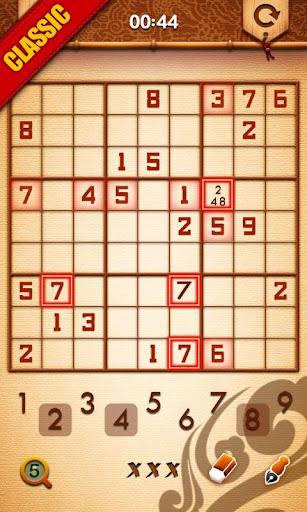 Sudoku Master 1.1.2 screenshots 3