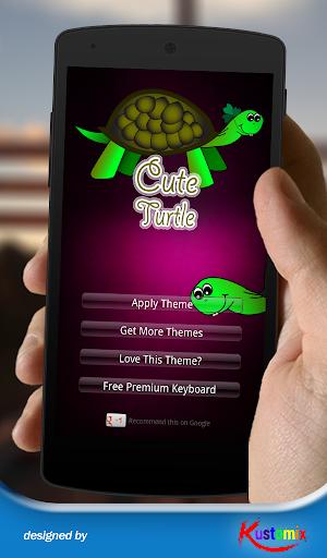 Cute Turtle Keyboard