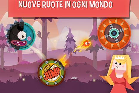 Pyro Jump- miniatura screenshot