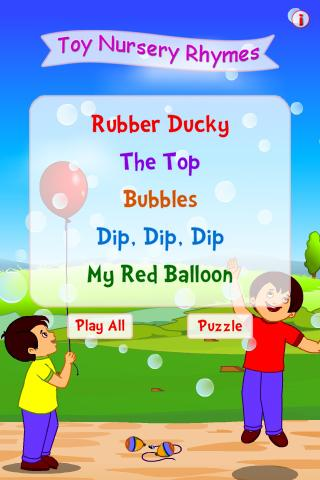 Toy Nursery Rhymes