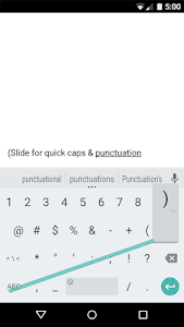 Google Keyboard v3.0.19373.1072412a