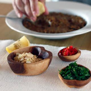 Coconut Lentil Soup.