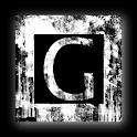 Dark Grunge ADW Theme