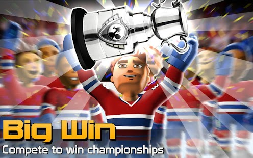 BIG WIN Hockey Screenshot 10