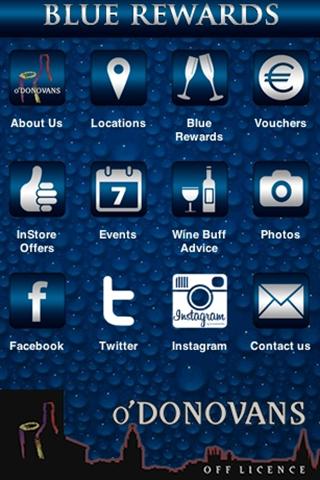 O'DONOVAN'S - screenshot