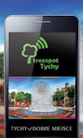 Screenshot of Tychy - city guide