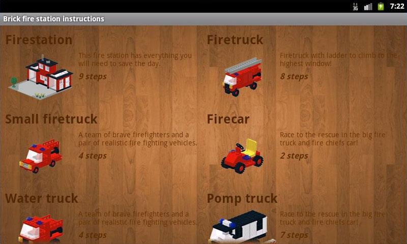 Fire station click-clack- screenshot
