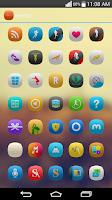 Screenshot of MeeUI HD Apex Nova Holo Adw