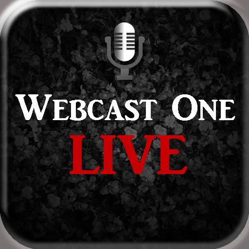 Webcast One Live LOGO-APP點子