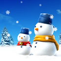 SNOWMAN LiveWallpaper Trial icon