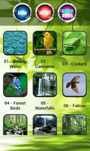 【免費音樂App】自然聲音鈴聲-APP點子