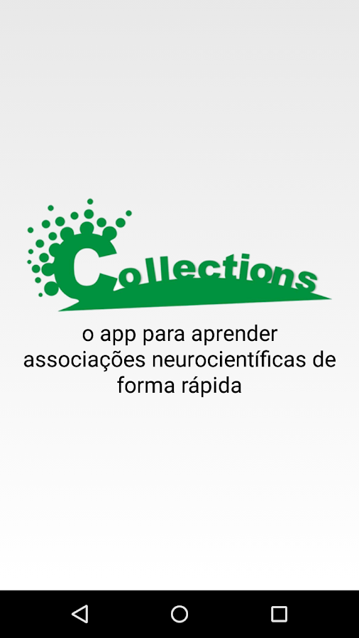 Collections – Neurosciences- screenshot