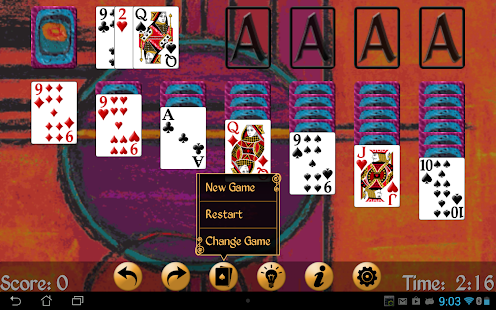 Solitaire MegaPack - screenshot thumbnail
