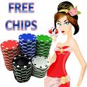 Teen Patti Chips Prank icon