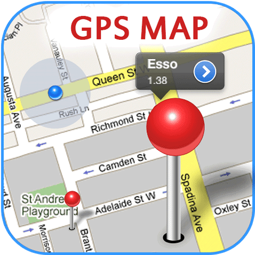 GPS Map Free file APK for Gaming PC/PS3/PS4 Smart TV