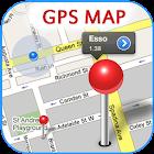 無料のGPS地図 icon