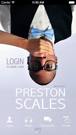 Preston Scales Mobile