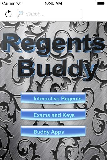 Regents Buddy